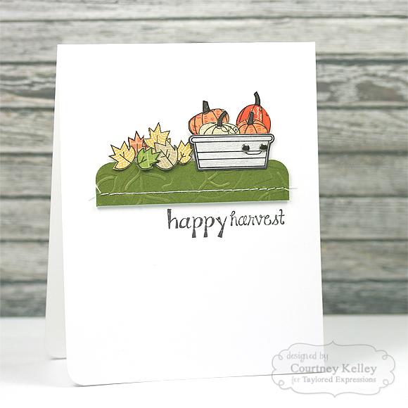 Courtney Kelley - Happy Harvest