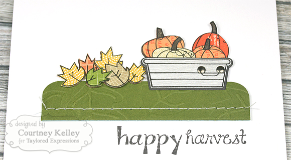 Courtney Kelley - Happy Harvest