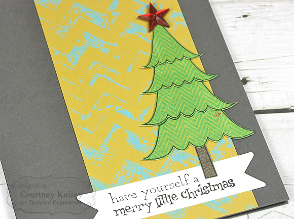 Courtney Kelley - Merry Little Christmas
