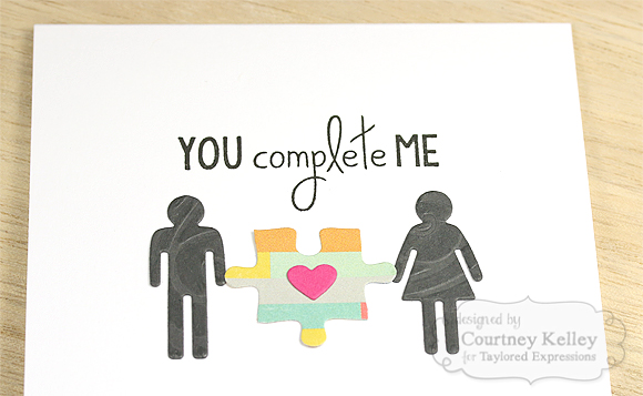 Courtney Kelley - You Complete Me