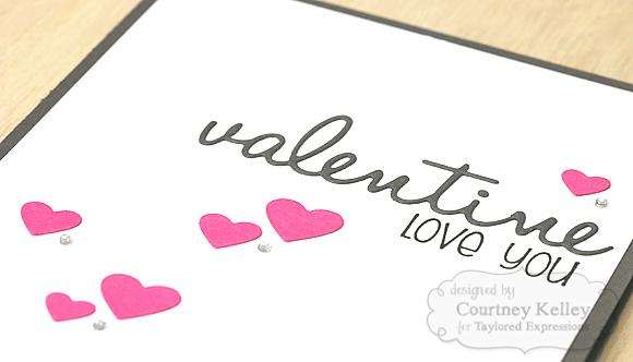 Courtney Kelley - Valentine Love You