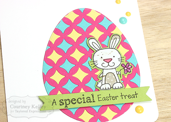 Courtney Kelley - Special Easter Treat