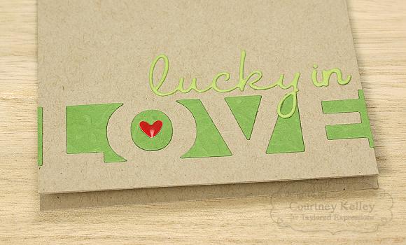 Courtney Kelley - Lucky in Love