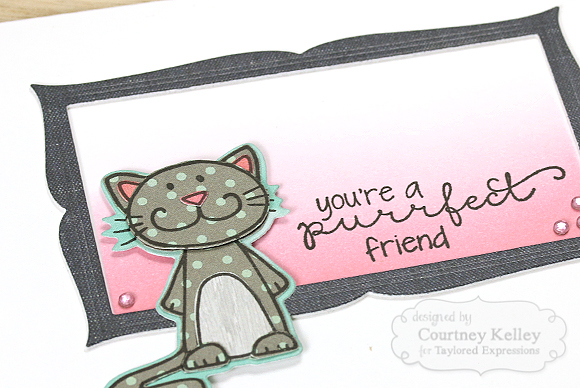 Courtney Kelley - Purrfect Friend