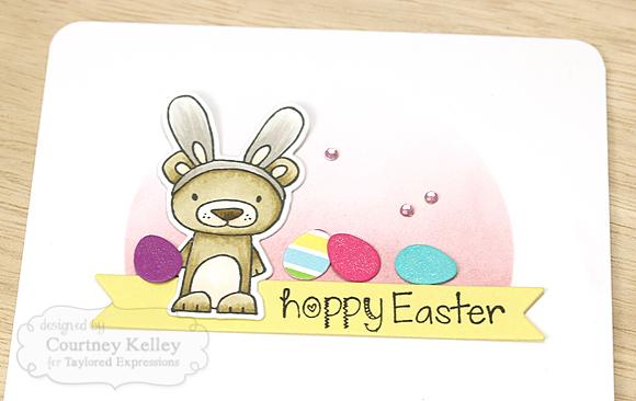 Courtney Kelley - Hoppy Easter