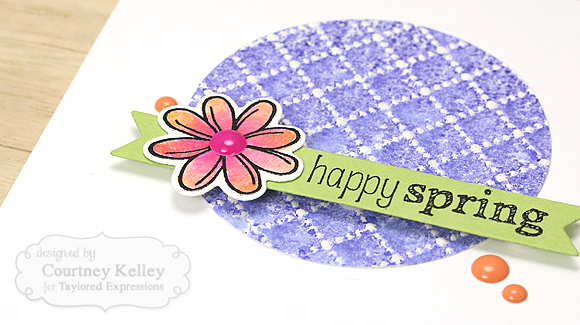 COurtney Kelley - Happy Spring