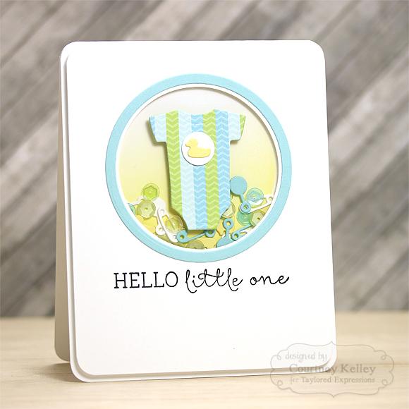 Courtney Kelley - Hello Little One