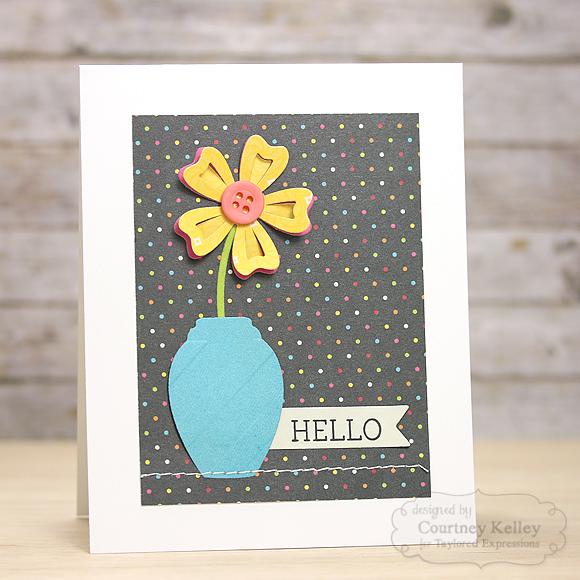 Courtney Kelley - Hello Flower