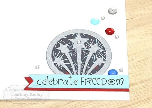 Courtney Kelley - Celebrate Freedom