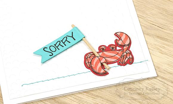 Courtney Kelley - Sorry