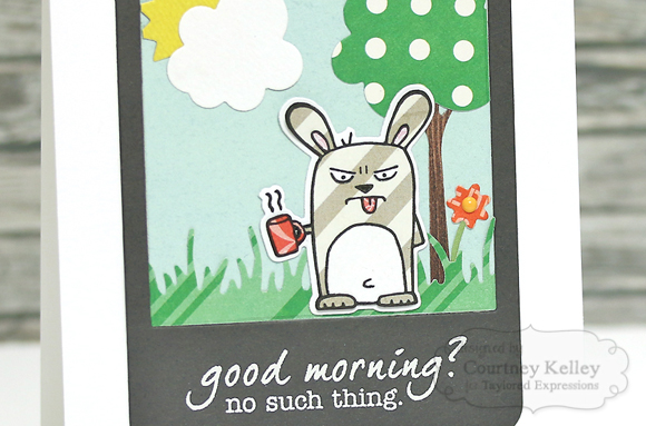 Courtney Kelley - Good Morning?