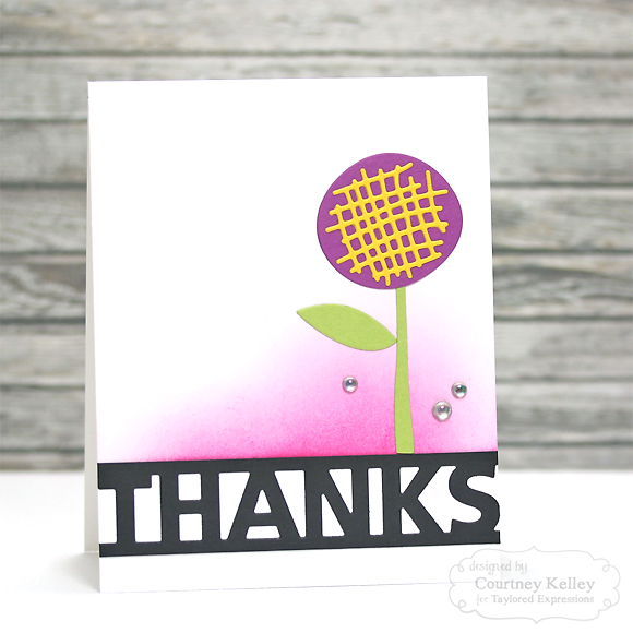 Courtney Kelley - Thanks