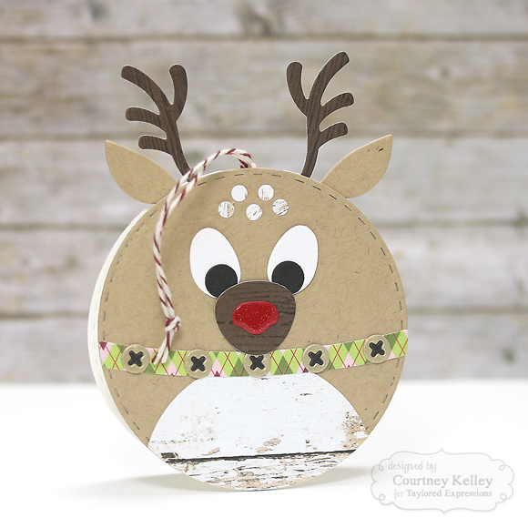 Courtney Kelley - Roly Poly Rudolph