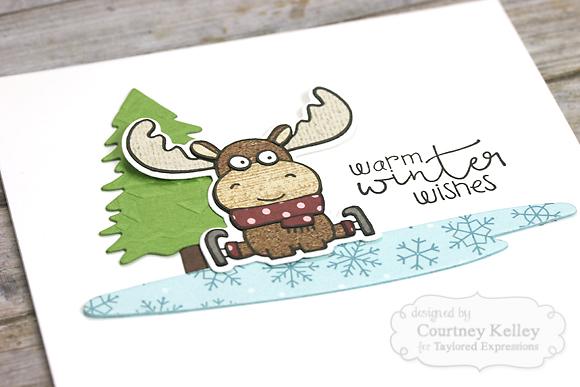 Courtney Kelley - Warm Winter Wishes