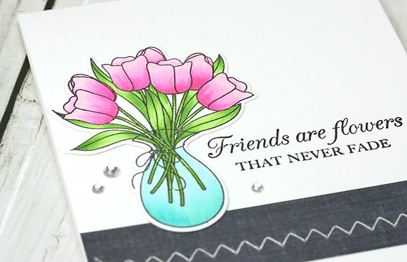 Courtney Kelley - Friends Are Flowers