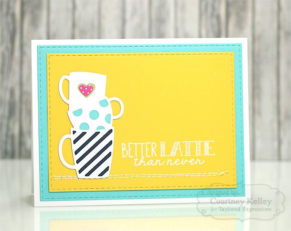 Courtney Kelley - Better Latte Than Never