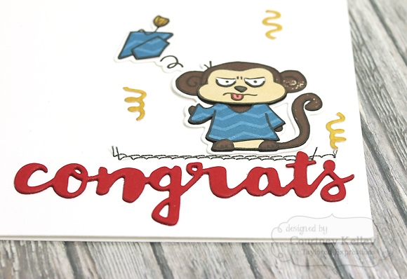 Courtney Kelley - Congrats