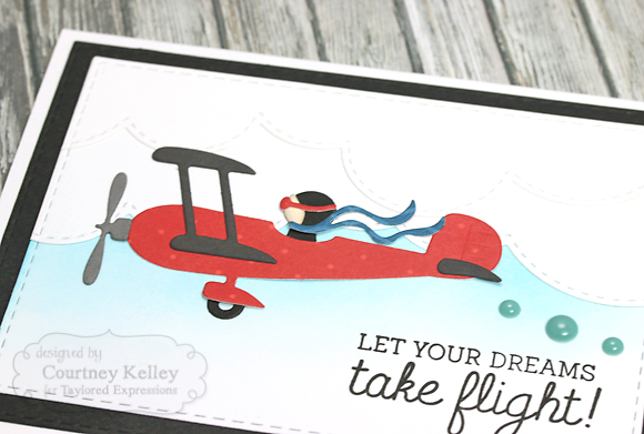 Courtney Kelley - Take Flight