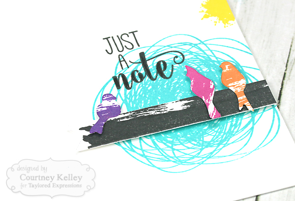 Courtney Kelley - Just a Note