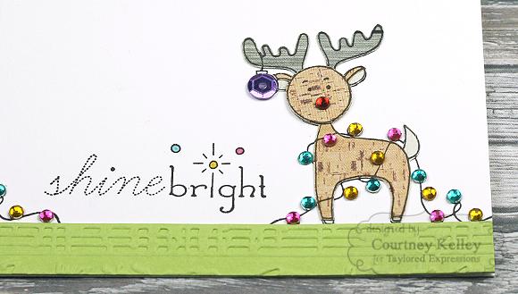 Courtney Kelley - Shine Bright