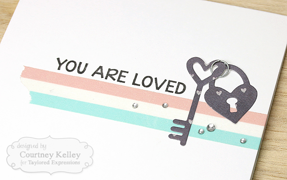 Courtney Kelley - You Are Loved