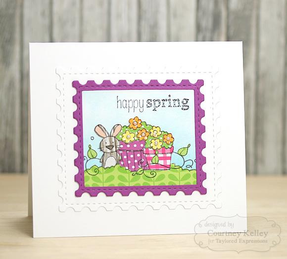 Courtney Kelley - Happy Spring