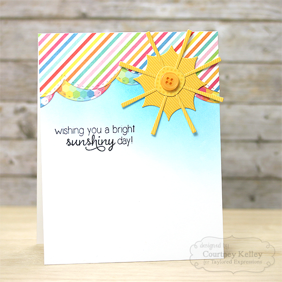 Courtney Kelley - Bright Sunshiny Day