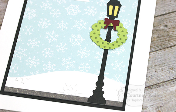 Courtney Kelley - Let It Snow