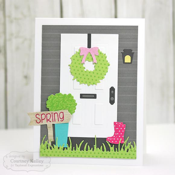 Courtney Kelley - Spring