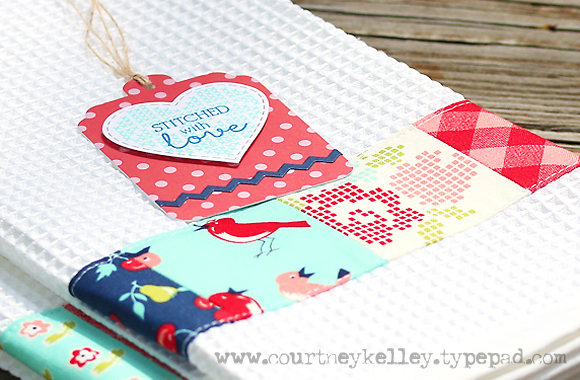 Courtney Kelley - Stitched With Love
