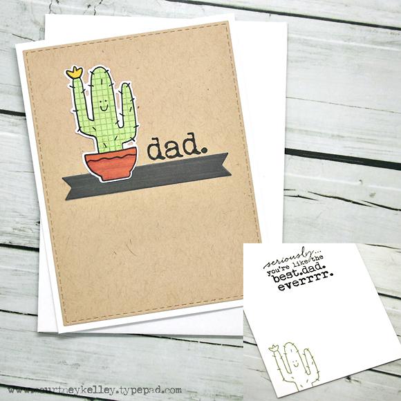 Courtney Kelley - Dad