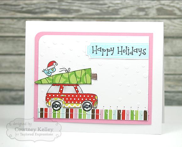 Courtney Kelley - Happy Holidays