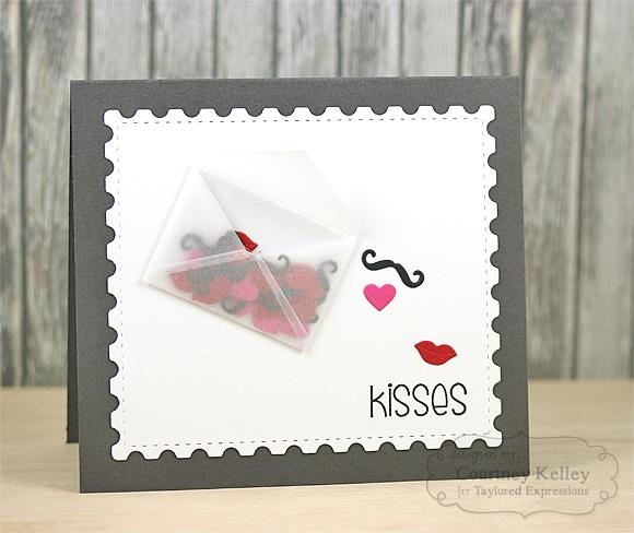 Courtney Kelley - Kisses