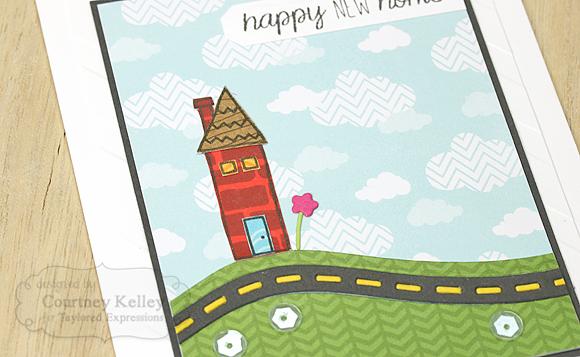 Courtney Kelley - Happy New Home