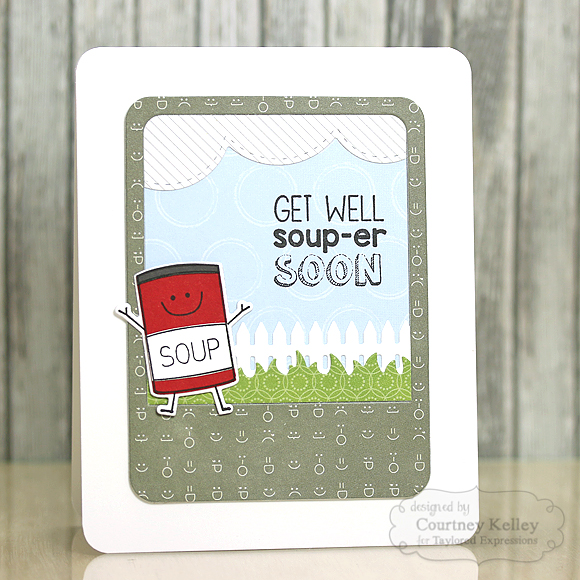 Courtney Kelley - Get Well Souper Soon