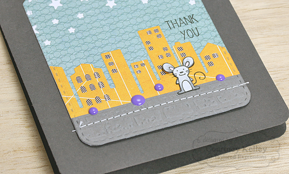 Courtney Kelley - Thank You Mouse