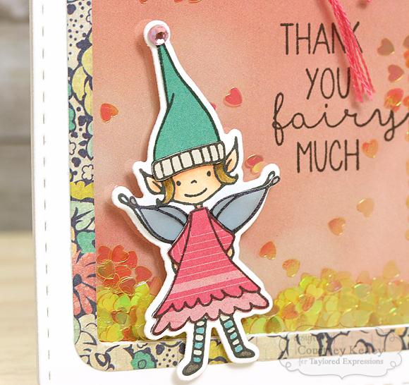 Courtney Kelley - Thank You Fairy Much