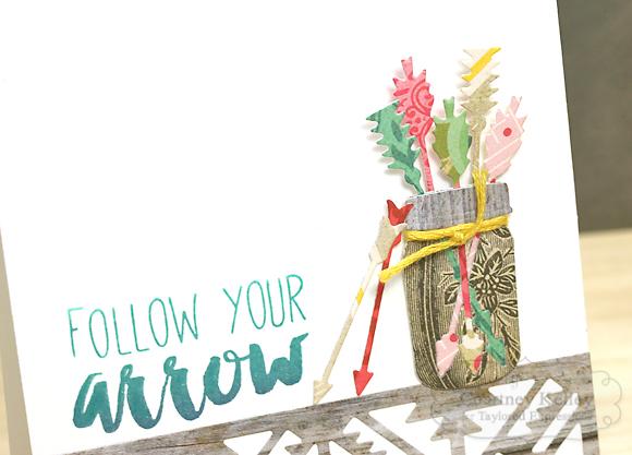 Courtney Kelley - Follow Your Arrow