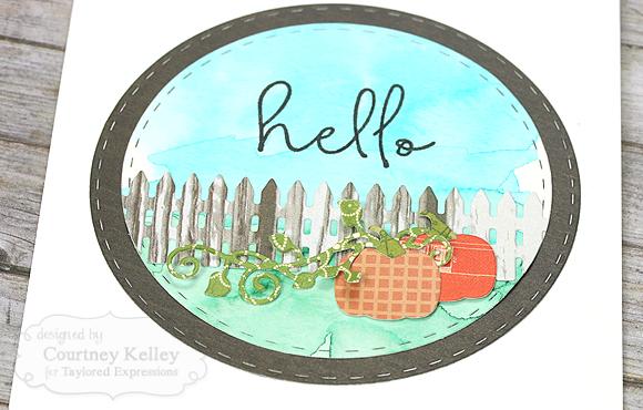 Courtney Kelley - Hello Pumpkins
