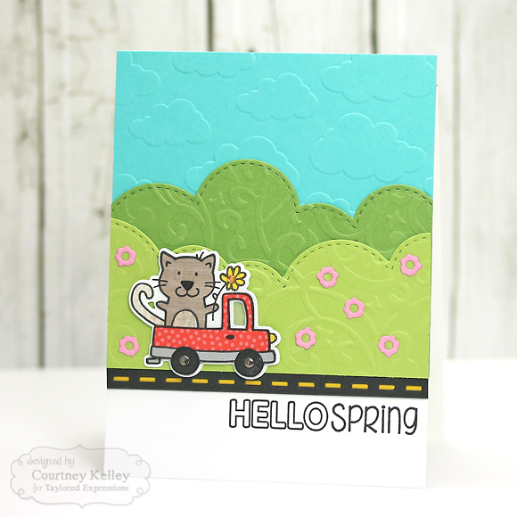 Courtney Kelley - Hello Spring
