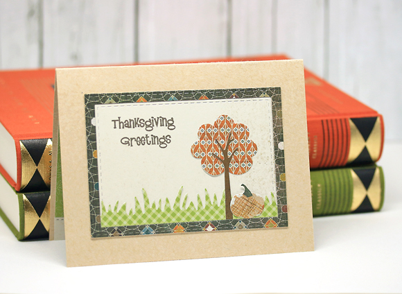 Courtney Kelley - Thanksgiving Greetings Front
